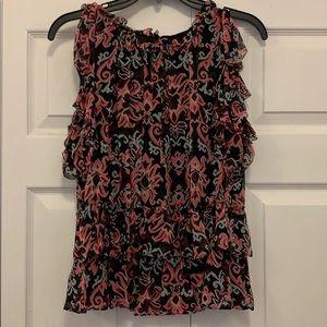Kate Spade sleeveless blouse